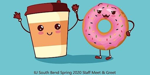 All Staff Meet & Greet IUSB