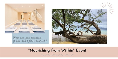 """""""Nourishing from Within"""" Event 