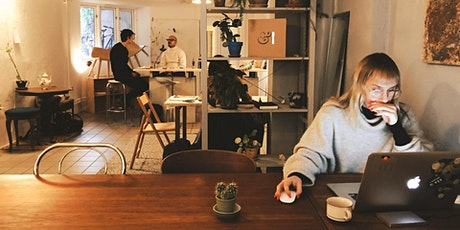 Coffee'n Co-Working for Creatives tickets