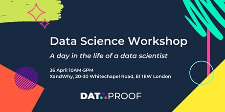 Data Science Workshop for Beginners tickets