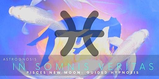 Pisces New Moon: In Somnis Veritas [Remote]