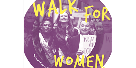 The University of Manchester walks for women! tickets