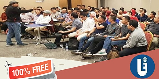 Seminar Entrepreneur University SERANG