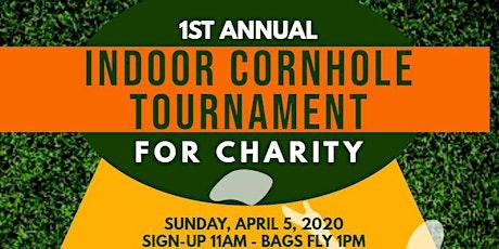 1st Annual Indoor Cornhole Tournament tickets