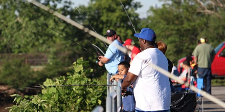 Learn to Fish - Pulaski Park tickets