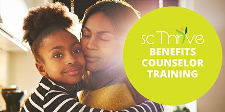 SC Thrive Benefits Counselor Training Allendale 2020 tickets