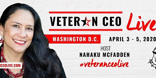 Veteran CEO LIVE!