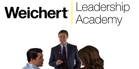 Weichert® Leadership Academy - November 2020 tickets