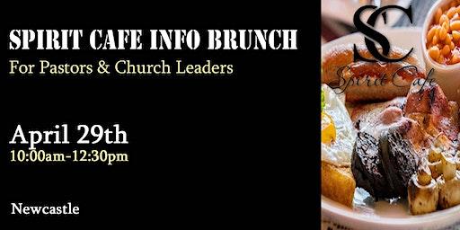 Spirit Cafe Info Brunch - Newcastle