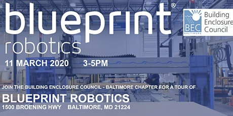 Blueprint Robotics Factory Tour tickets