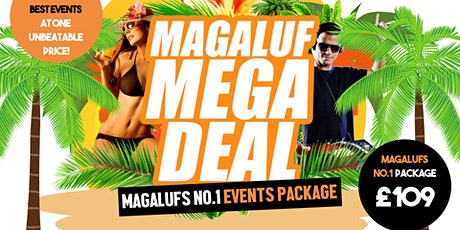 Magaluf Ultimate Package Week £109 tickets