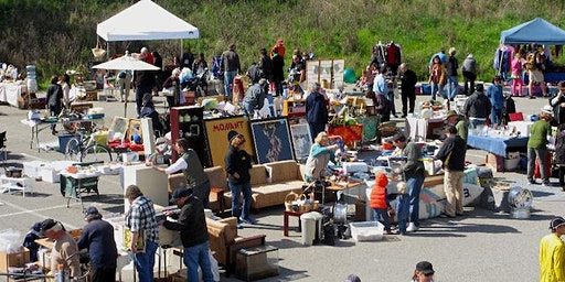 Park and Sell Yard Sale