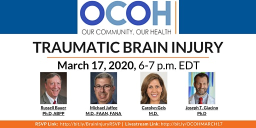 Our Community, Our Health: Traumatic Brain Injury