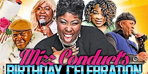 Mizz Conducts Birthday Comedy Show
