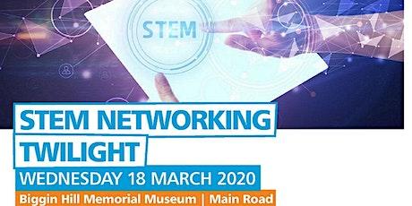 STEM Networking Twilight for Teachers and STEM Ambassadors tickets