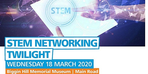 STEM Networking Twilight for Teachers and STEM Ambassadors