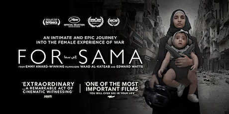 For Sama | Screening & Conversation with director  Waad al-Kateab tickets
