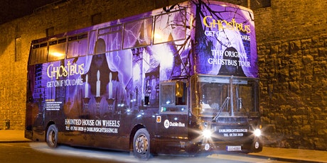 Tourism Day Free Ghostbus Tour tickets