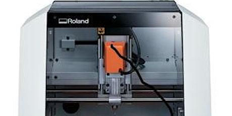Tutorial sulla fresa CNC - Ferentino biglietti