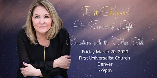 A Evening of Light-Connections with the Other Side-Deb Sheppard
