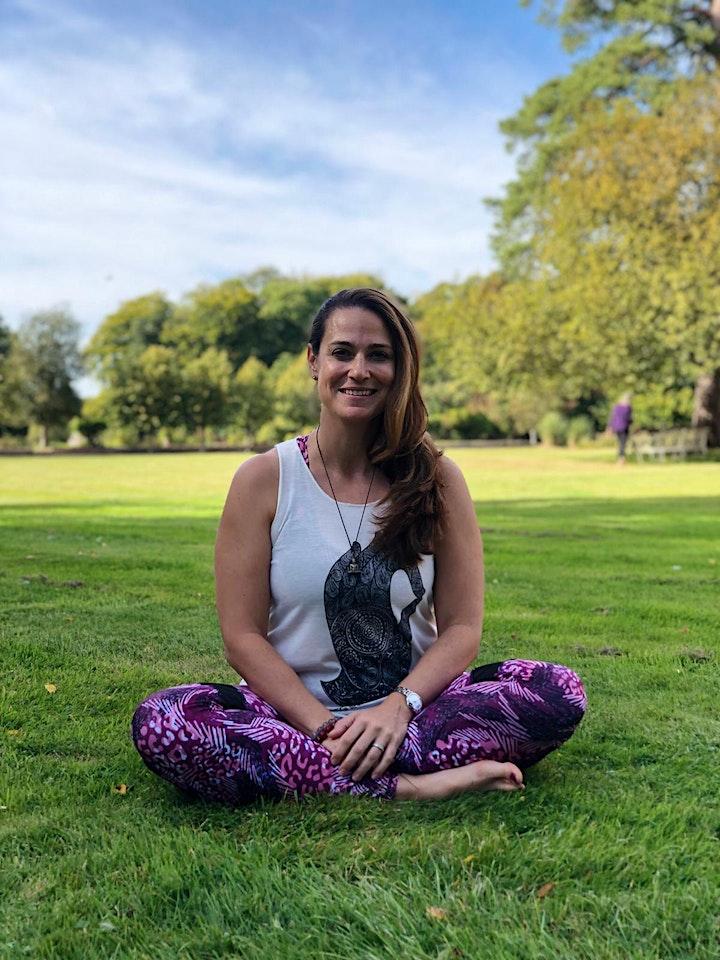 Learn to Manifest with Energy Medicine Yoga & Nidra Retreat image