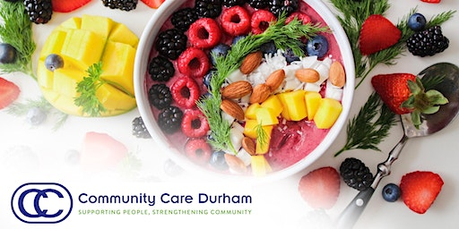 """Let's Talk About """"Healthy Eating on a Budget"""" Workshop"""