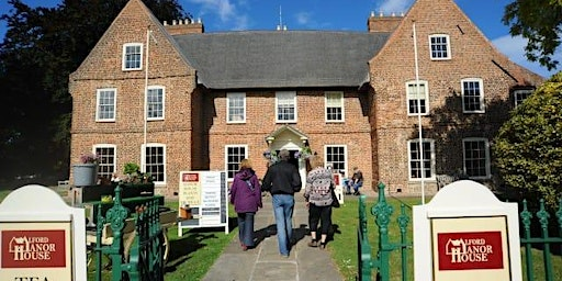 Alford Manor House Ghost Hunt
