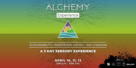 Alchemy Experience tickets
