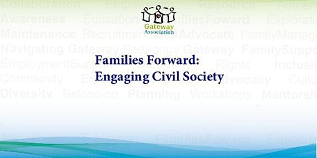 Families Forward : Engaging Civil Society tickets