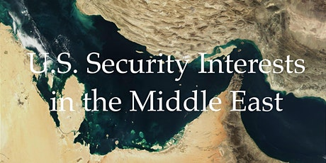 U.S. Security Interests in the Middle East with General William Hickman tickets