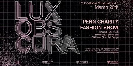 2020 Annual Penn Charity Fashion Show tickets
