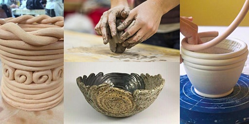 Handbuilt Ceramics Workshop (Two Sessions)