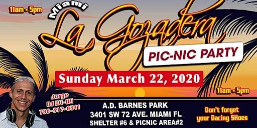La Gozadera Miami Pic-Nic Party