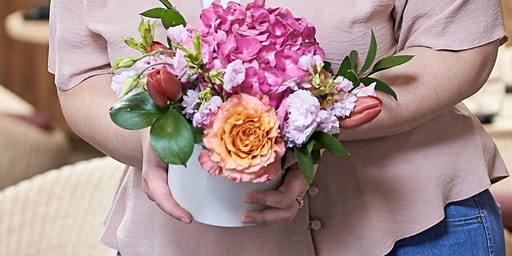 Springtime Blossoms & Wine - Umbra Winery - Grapevine