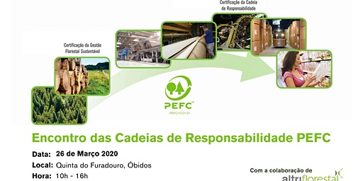 Encontro das Cadeias de Responsabilidade PEFC