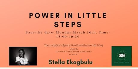 Power in Little Steps Tickets