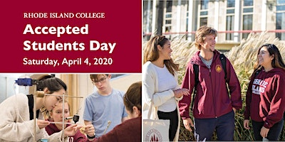 RIC Accepted Students Day 2020
