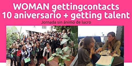 WOMAN gettingcontacts 10 Aniversario entradas