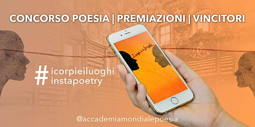 """Premiazioni del concorso di poesia  """" I corpi e i luoghi"""" - Premio Catullo"""