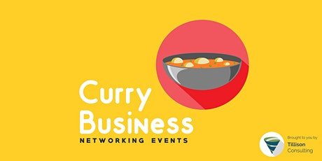 Curry Business Networking Event | Waterlooville tickets