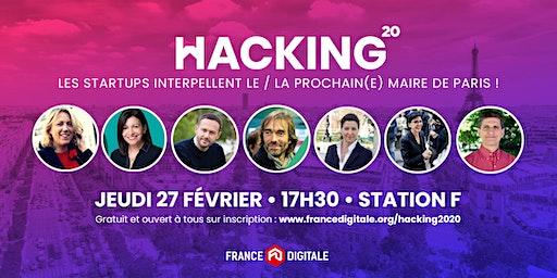 Hacking 2020 des candidats à la mairie de Paris !