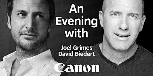«An Evening With...» Joel Grimes und David Biedert