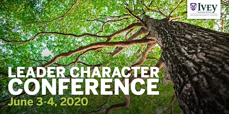 Leader Character Conference | June 3-4 2020 tickets