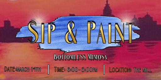 Sunset Madness: Paint & Sip Event