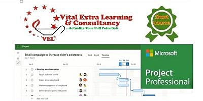 Project Planning and Monitoring using Microsoft Project