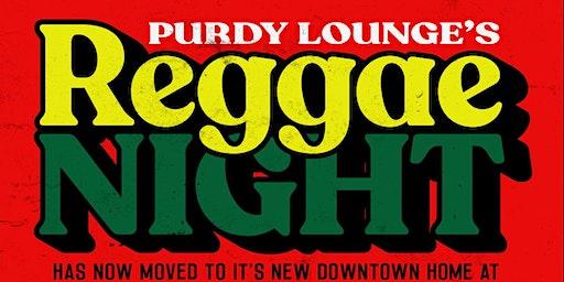 Purdy Lounge's Reggae Night