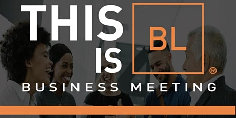 THIS IS BL | Business Meeting boletos