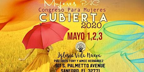 CUBIERTA 2020 - Congreso para Mujeres tickets