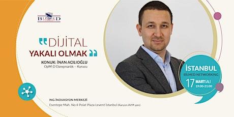Dijital Yakalı Olmak tickets