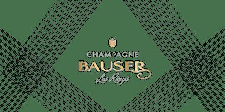 """""""Champagne Bauser"""", Venez découvrir les Grands Vins de Champagne par Quai des Vignes billets"""